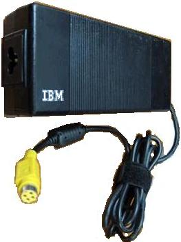 IBM 02K7085 AC DC Adapter 16V 7.5A 4Pin 120 Watts Power Supply m